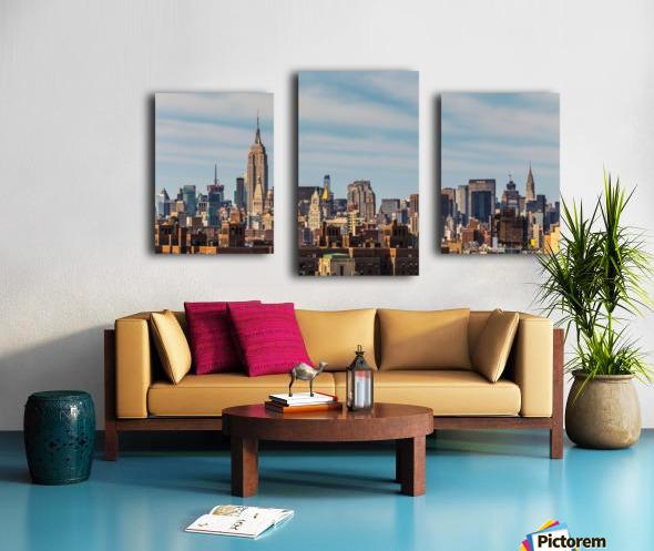NEW YORK CITY 21 Canvas print