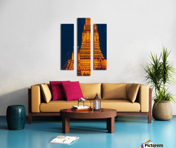 BANGKOK 04 Canvas print