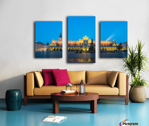 KRAKOW 03 Canvas print
