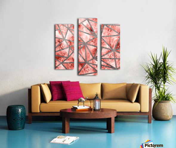 Geometric XXXV Canvas print
