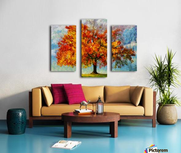 HC0310 Canvas print