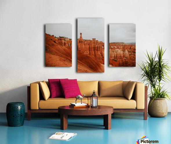 Bryce Canyon Utah Impression sur toile