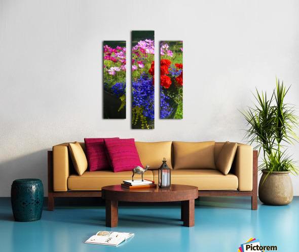 Alaskan Bouquet Canvas print