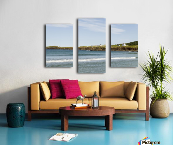 Elliston Newfoundland Coastline 15 Canvas print