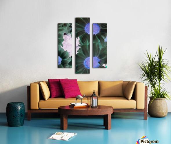 Purple44flow  Impression sur toile