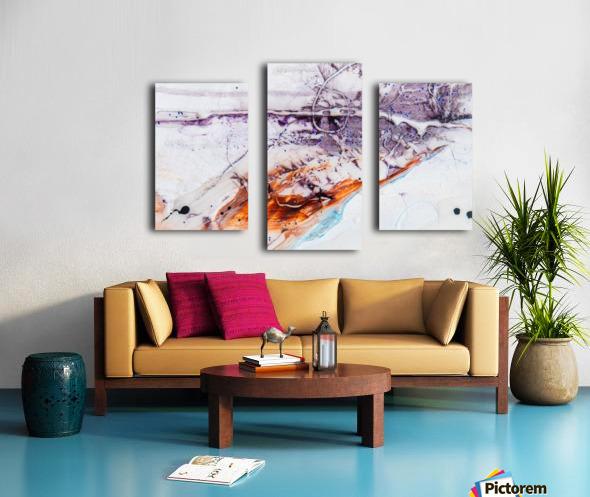 Sophia Cinq Canvas print