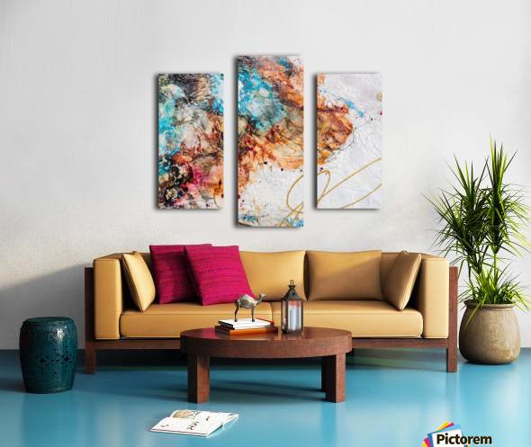Sophia Six Canvas print