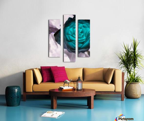 Unwind Zone  Impression sur toile