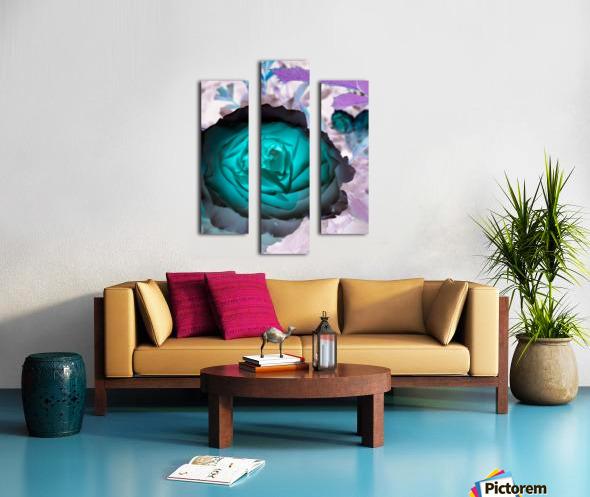 Unwinded  Impression sur toile