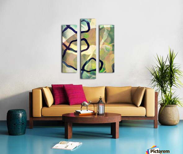 Caprice Canvas print
