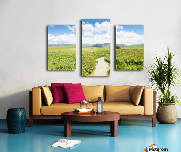 ANDALUSIA Canvas print