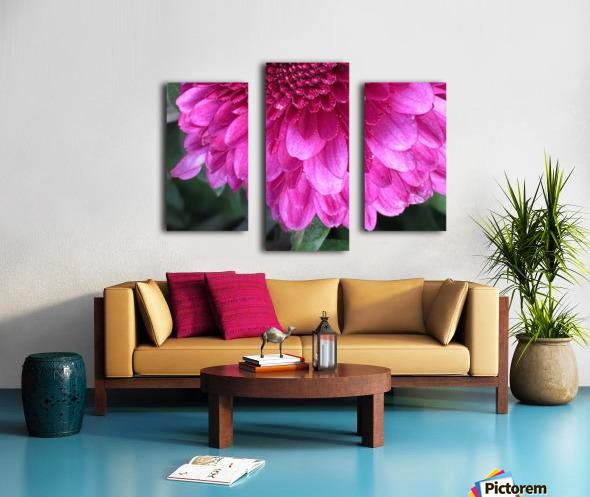 Joyful Experience  Impression sur toile