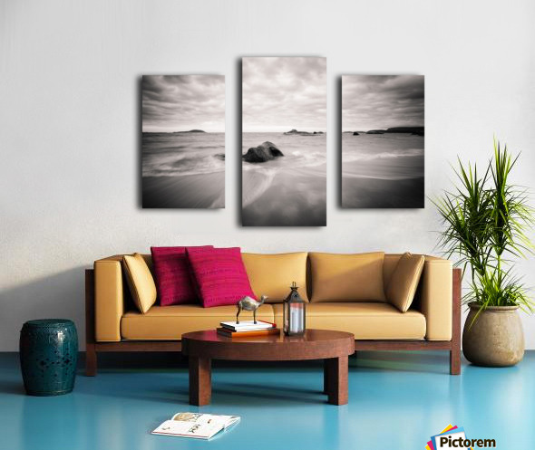 Peaceful Shore Canvas print