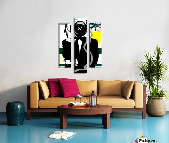 Buggatti Institucional Canvas print