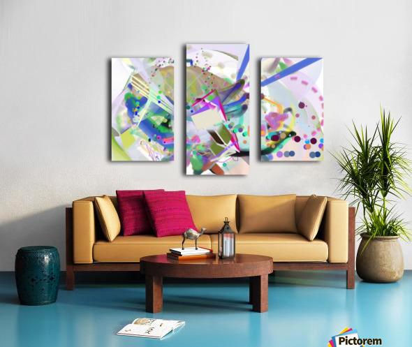 New Popular Beautiful Patterns Cool Design Best Abstract Art (4) Canvas print