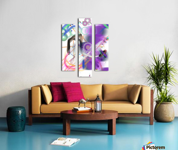 New Popular Beautiful Patterns Cool Design Best Abstract Art (9)_1557269366.5 Canvas print