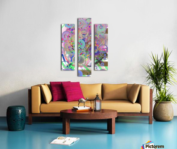 New Popular Beautiful Patterns Cool Design Best Abstract Art (8)_1557269365.18 Canvas print