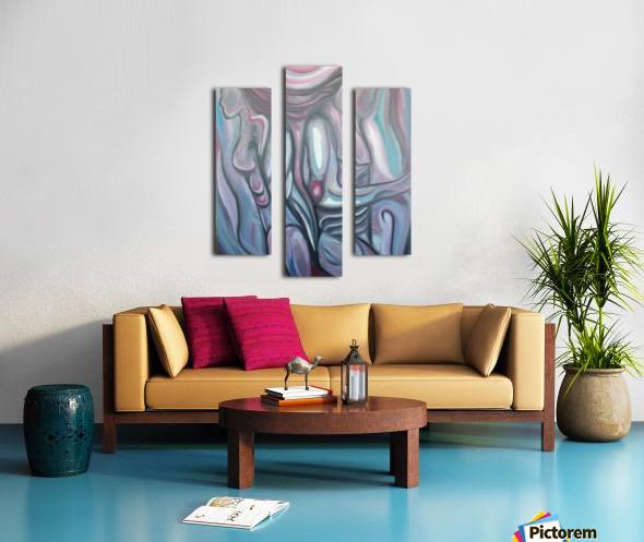 Soul Mates Canvas print