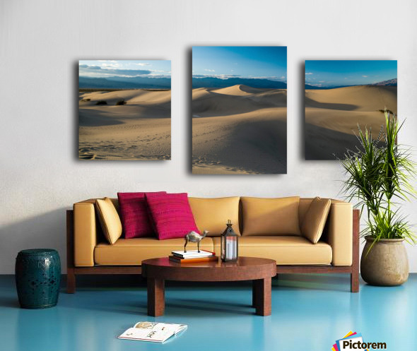 Stovepipe Canvas print
