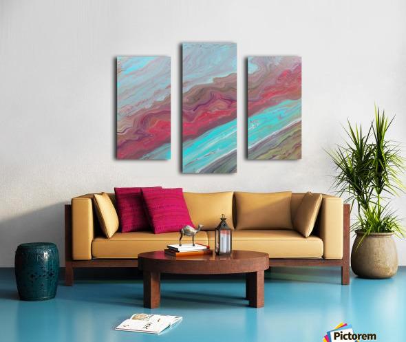Quietude  Canvas print