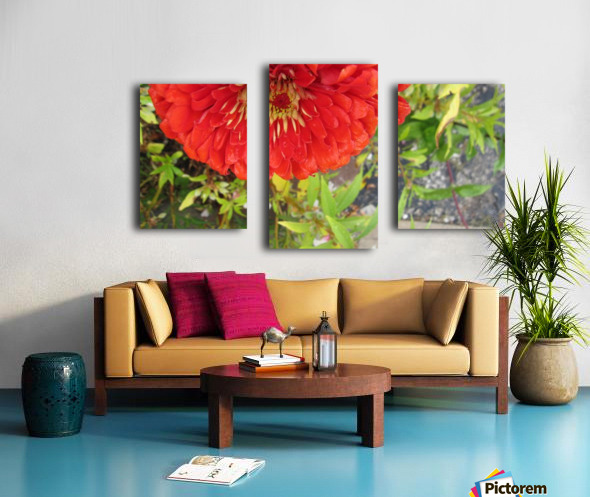 Flower (7) Canvas print