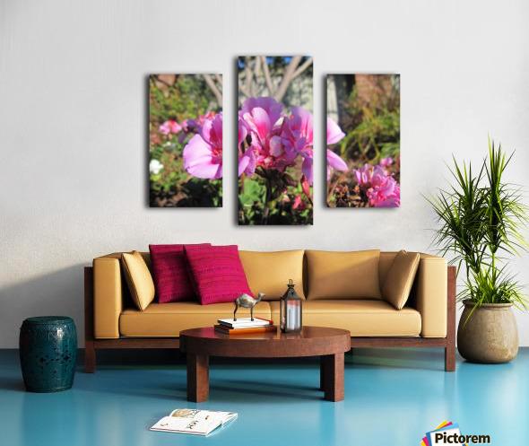 Flower (111) Canvas print