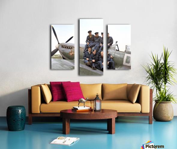 416 Squadron RCAF Canvas print