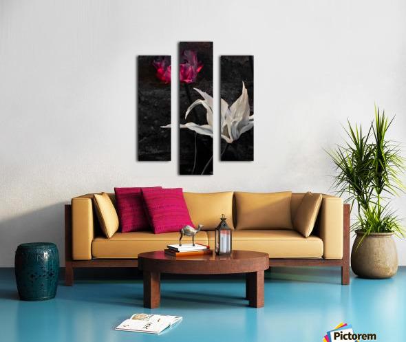 Wisigothique  Impression sur toile