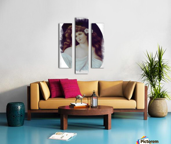 Titian Beauty Canvas print