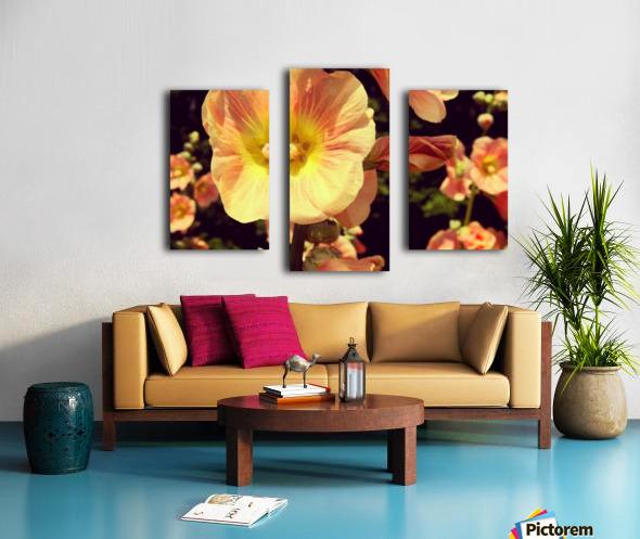 Mid Summer Blossom Canvas print