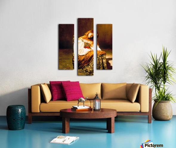 Tilda Swinton Canvas print