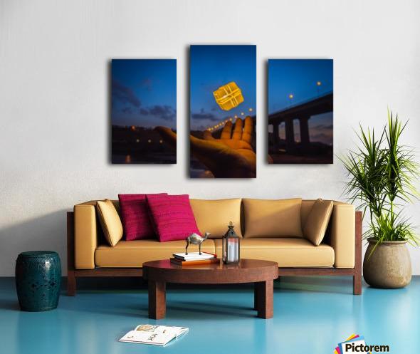 AZY_3203 Canvas print