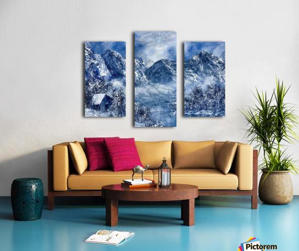 BB3E1687 FB40 4034 9CB1 9B731F150BF0 Canvas print