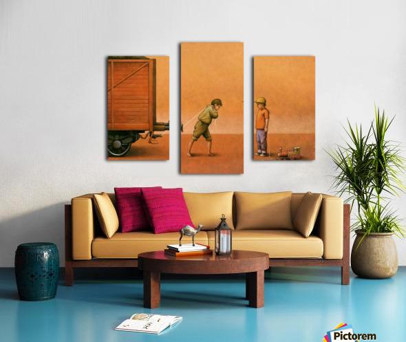 PawelKuczynski34 Canvas print