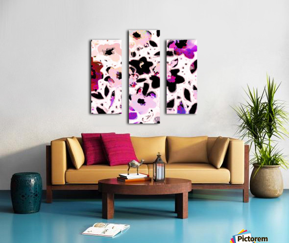 Joyful Offering Canvas print