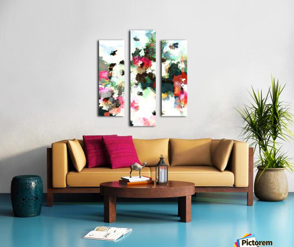 Poppies of Peace Impression sur toile
