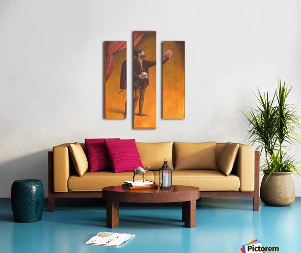 PawelKuczynski38 Canvas print