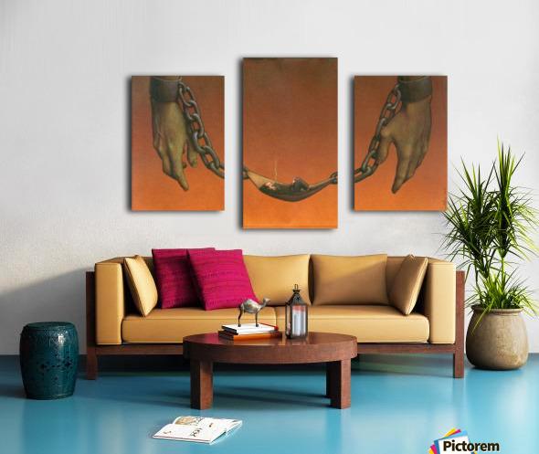 PawelKuczynski43 Canvas print