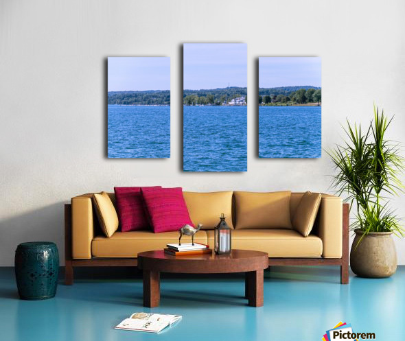 Skaneateles Lake 6 Canvas print