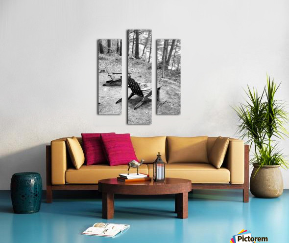 Relaxation spot  Canvas print