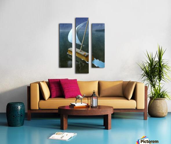 PawelKuczynski50 Canvas print