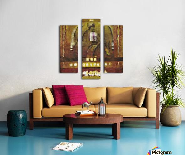 Fantasia 2 Impression sur toile