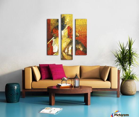Fantasia 3 Impression sur toile