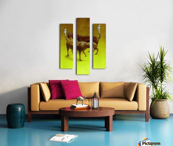 PawelKuczynski54 Canvas print