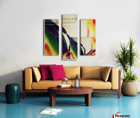 R_PUNKS_LYS Canvas print