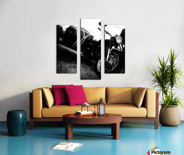For the Love of Classic Canvas print