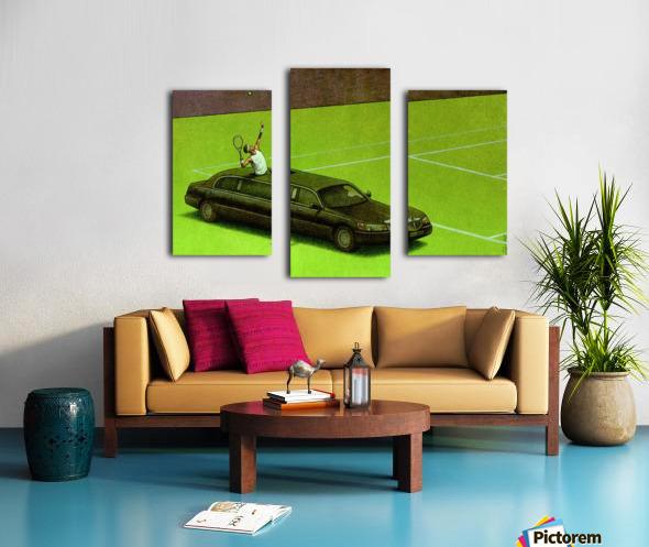 PawelKuczynski66 Canvas print
