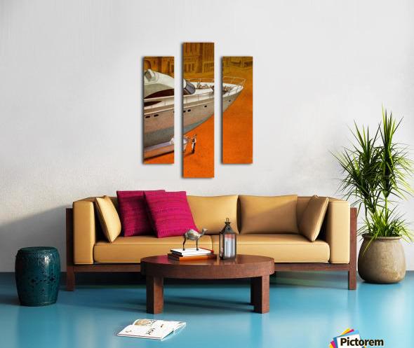 PawelKuczynski70 Canvas print