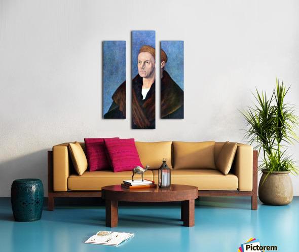 Jacob Fugger Canvas print