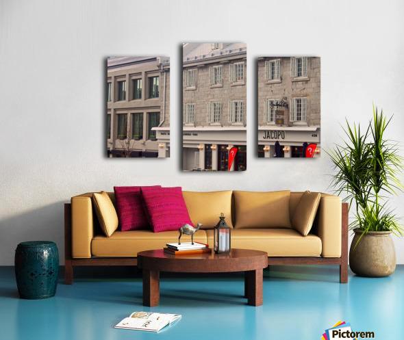Open Windows Canvas print